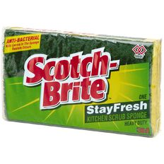 Stayfresh Kitchen Sponge Green