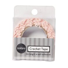 Rosie's Studio Crochet Lace Tape 2m Assorted