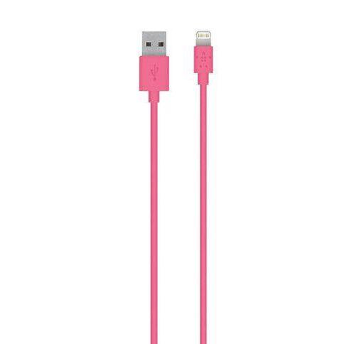 Belkin Lightning Cable 1.2m Pink