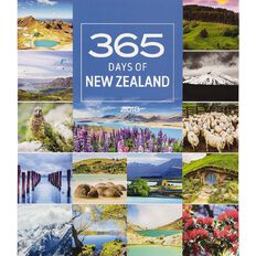 Brown Trout 2018 Calendar 365 Days in New Zealand Wall