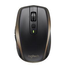 Logitech Mx Anywhere 2 Wireless Mouse Black