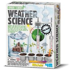 4M Premium Craft Green Science Assortment Assorted