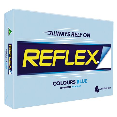 Reflex Reflex Copier Tints Paper Blue