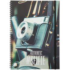 Banter Selfie Spiral Notebook A4