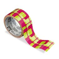 Scotch Duct Craft Tape 48mm x 9.14m Retro Tiles