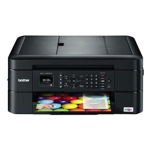Brother MFCJ480Dw Multifunction Printer Black