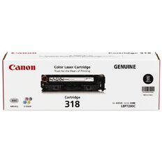 Canon Toner Cart318 Black
