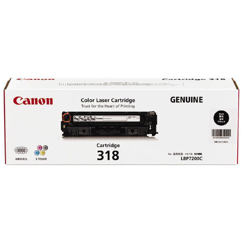 Canon Toner Cart318