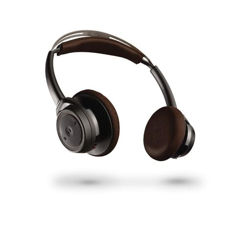 Plantronics Backbeat Sense Headset Black