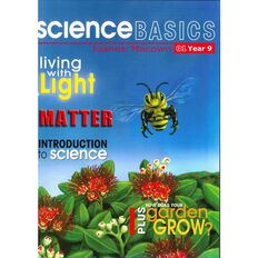 Year 9 Science Basics Book 1