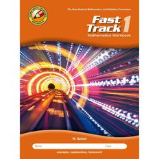 Year 9 Mathematics Fast Track Workbook 1