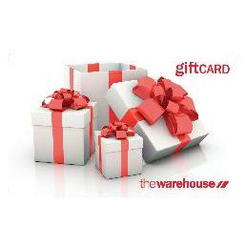 The Warehouse $50 Gift Card