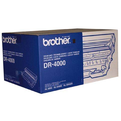 Brother Drum DR4000 Black