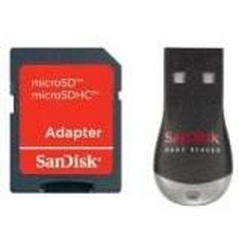 Sandisk Mobilemate Duo Adapter Kit Black