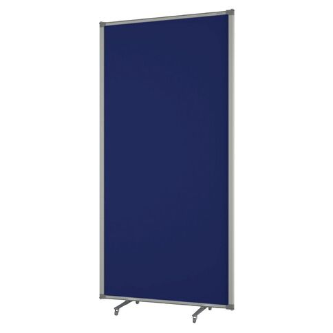 Boyd Visuals Free Standing Partition 1800H Blue