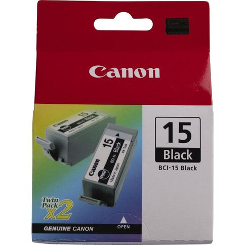 Canon Ink Bci15 2 Pack