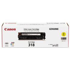 Canon Toner Cart318 Yellow