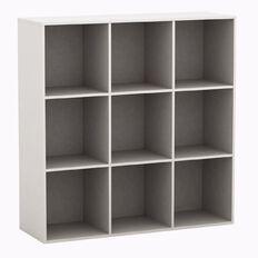 Workspace Soho 9 Cube Cubby White