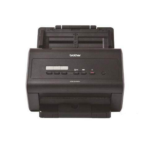 Brother Ads2400N Scanner A4 Black