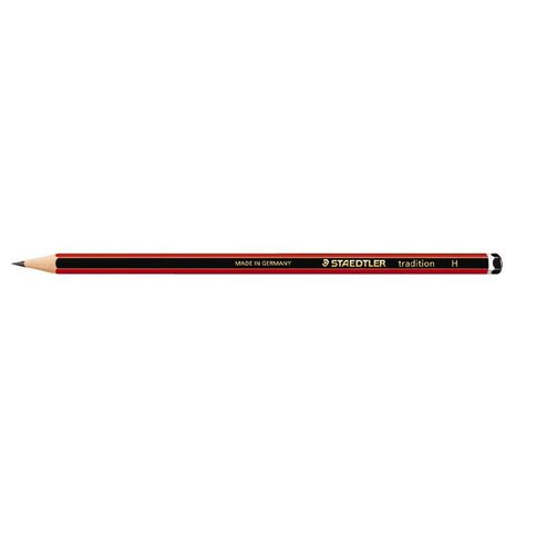 Staedtler Pencil Traditional H 12 Pack