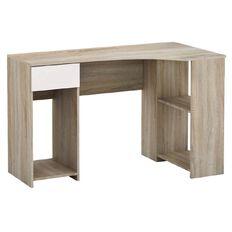 Workspace Soho L-Desk Oak