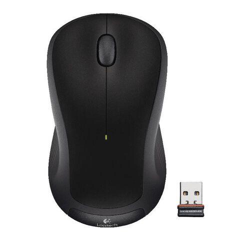 Logitech Wireless Mouse M310T Black