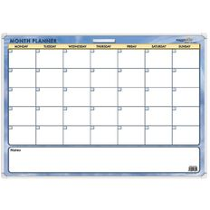 Writeraze Monthly Planner Perpetual 420 x 594mm