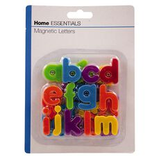 Home Essentials Magnetic Alphabet Letters