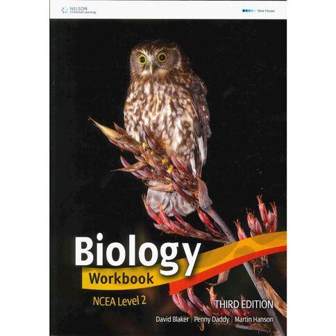 Ncea Year 12 Biology Workbook