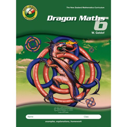 Year 8 Dragon Mathematics 6