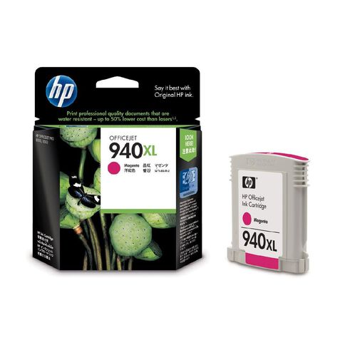 HP Ink Cartridge 940XL Magenta