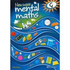 Year 7 Mathematics New Wave Mental Math G