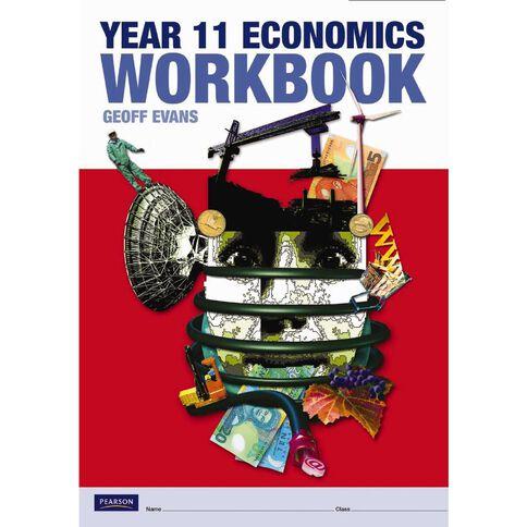 Ncea Year 11 Economics Workbook