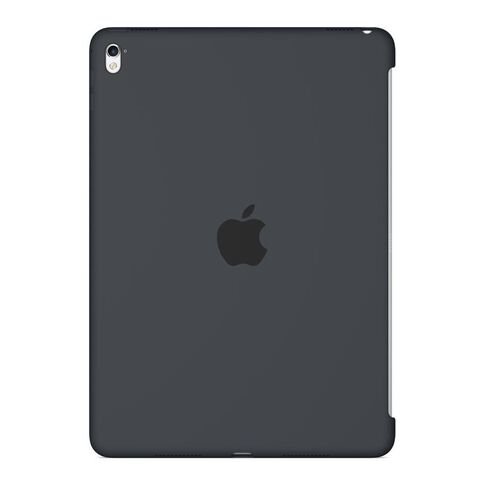 Apple Silicone Case For 12.9 inch iPad Pro Charcoal Grey