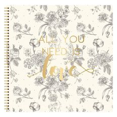 Rosie's Studio Album 12 x 12 20 Page All You Need Is Love