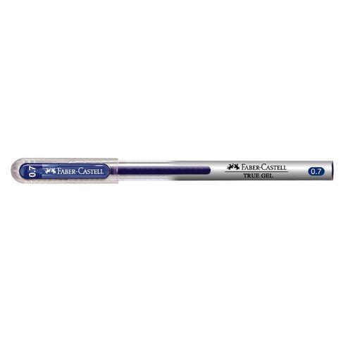 Faber-Castell Gel Pen True Gel 0.7mm Blue