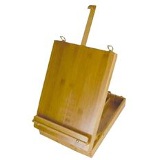 Jasart Bamboo Small Box Easel