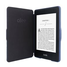Ollee Kindle Paperwhite 3 Case Blue