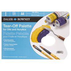 Daler Rowney Palette Acrylic & Oil