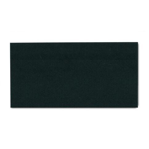 XL Multi Office Envelopes Dl 25 Pack Black