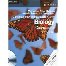 As/A Year 12 Biology Coursebook