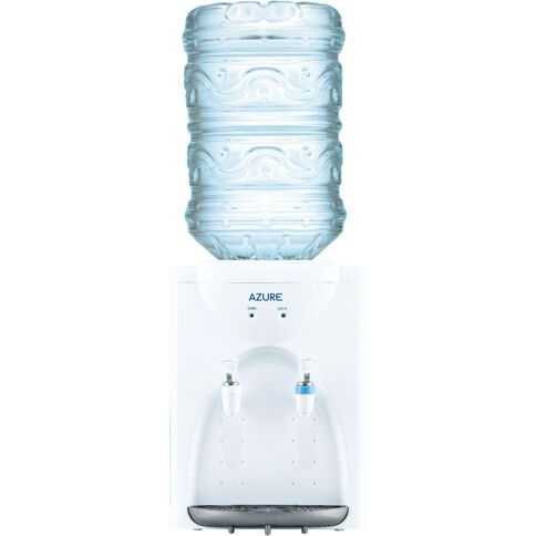 Azure Bench Top Water Cooler Cold White