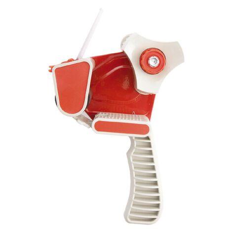 Impact Packaging Tape Dispenser Gun Red