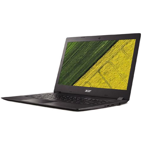 Acer Aspire SF114-31-C8C8 Notebook Black