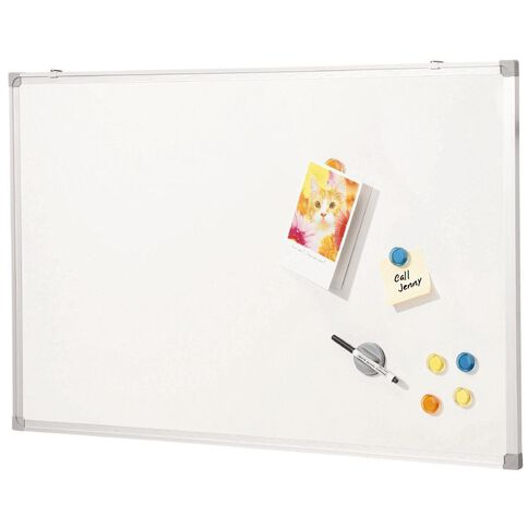 Quartet Whiteboard Dry Erase 900 x 600mm Magnetic White