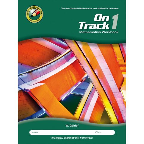 Year 9 Mathematics On Track Workbook 1