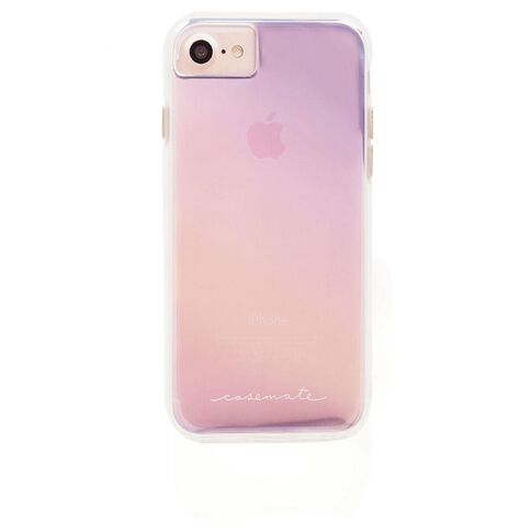 Casemate Iphone 7 Naked Tough Case Iridescent