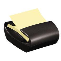 Post-It Pop-Up Note Dispenser Black 76mm x 76mm Black