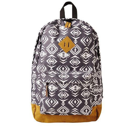Backpack Vintage Print Aztec