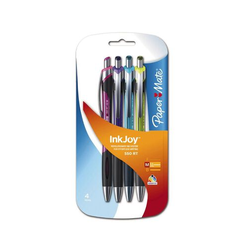 Paper Mate Inkjoy 550 4 Fashion Assorted
